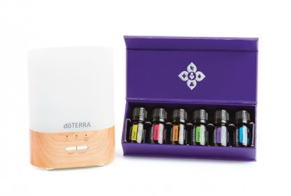 Sistema de Aromaterapia Emocional (Con Difusor)